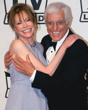 This is an image of 255471 Dick Van Dyke & Mary Tyler Moore Photograph & Poster