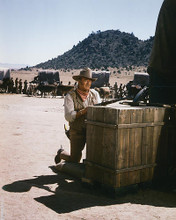 This is an image of 255479 John Wayne Photograph & Poster