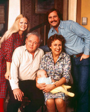 This is an image of 255612 All in the Family Photograph & Poster