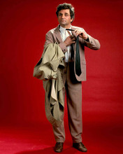 This is an image of 255678 Peter Falk Photograph & Poster