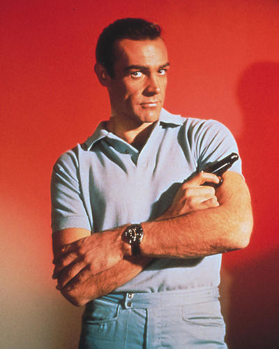This is an image of 255890 Sean Connery Photograph & Poster
