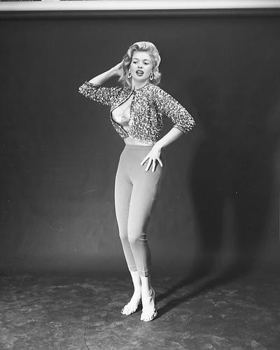 This is an image of 173042 Jayne Mansfield Photograph & Poster