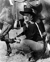 This is an image of 173299 John Wayne Photograph & Poster