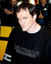 This is an image of 256581 Quentin Tarantino Photograph & Poster