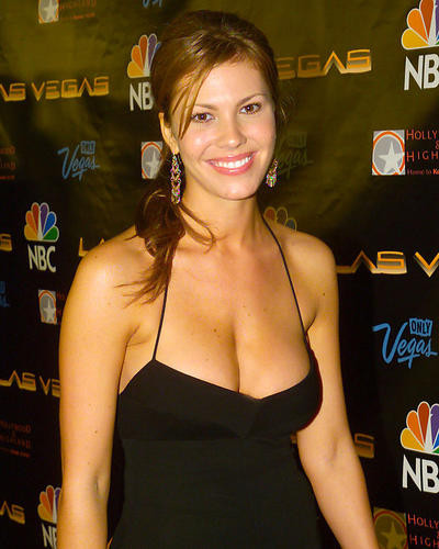 This is an image of 257810 Nikki Cox Photograph & Poster