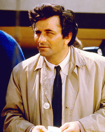 This is an image of 259000 Peter Falk Photograph & Poster