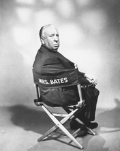 This is an image of 174664 Alfred Hitchcock Photograph & Poster