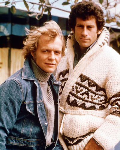 This is an image of 262964 Starsky and Hutch Photograph & Poster