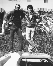 This is an image of 177839 Starsky and Hutch Photograph & Poster