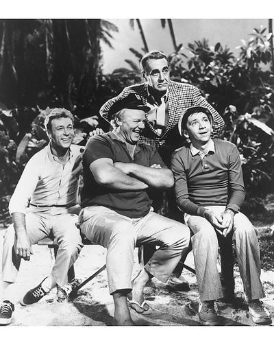 This is an image of 178109 Gilligan's Island Photograph & Poster