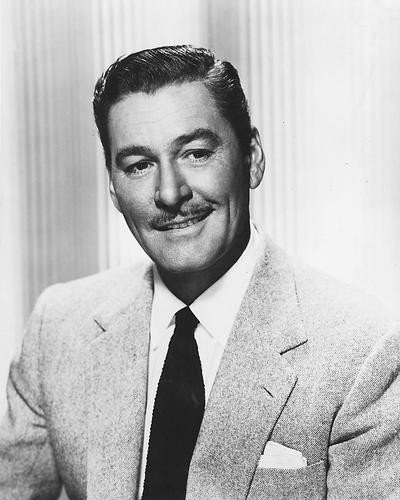 This is an image of 178235 Errol Flynn Photograph & Poster