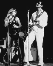 This is an image of 178352 Tina & Ike Turner Photograph & Poster