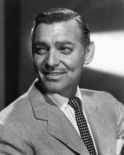 This is an image of 178429 Clark Gable Photograph & Poster