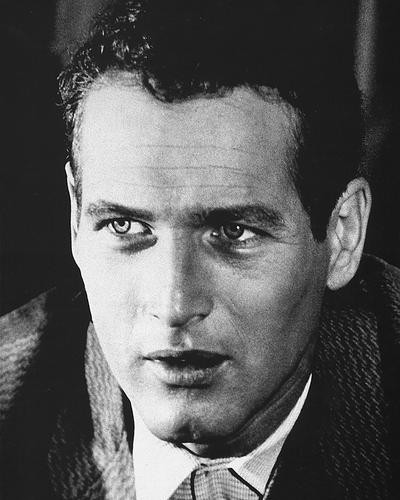 This is an image of 178702 Paul Newman Photograph & Poster