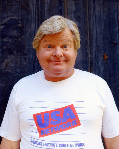 This is an image of 264862 Benny Hill Photograph & Poster