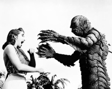 This is an image of 171300 The Creature from the Black Lagoon Photograph & Poster