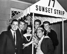 This is an image of 178522 Seventy Seven Sunset Strip Photograph & Poster