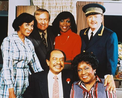 This is an image of 253059 The Jeffersons Photograph & Poster