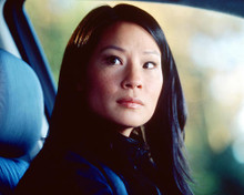 This is an image of 253468 Lucy Liu Photograph & Poster