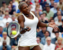 This is an image of 254879 Serena Williams Photograph & Poster