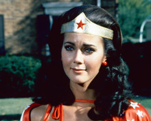 This is an image of 255648 Lynda Carter Photograph & Poster