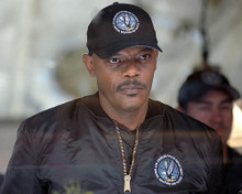This is an image of 255949 Samuel L.Jackson Photograph & Poster