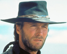 This is an image of 256167 Clint Eastwood Photograph & Poster