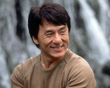 This is an image of 257798 Jackie Chan Photograph & Poster
