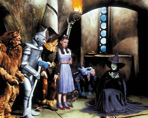 This is an image of 259195 The Wizard of Oz Photograph & Poster