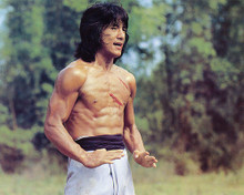 This is an image of 259312 Jackie Chan Photograph & Poster