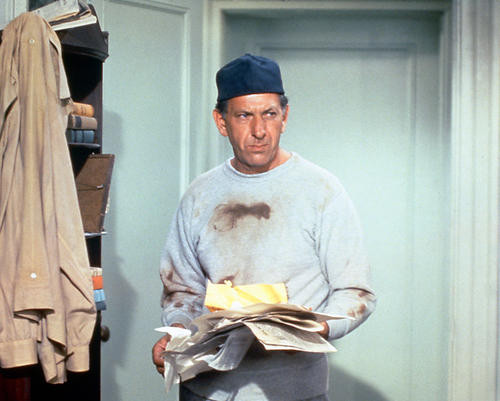 This is an image of 259466 Jack Klugman Photograph & Poster
