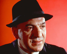 This is an image of 259628 Telly Savalas Photograph & Poster