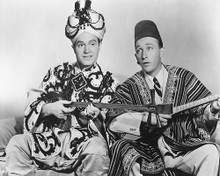 This is an image of 171986 Bob Hope & Bing Crosby Photograph & Poster