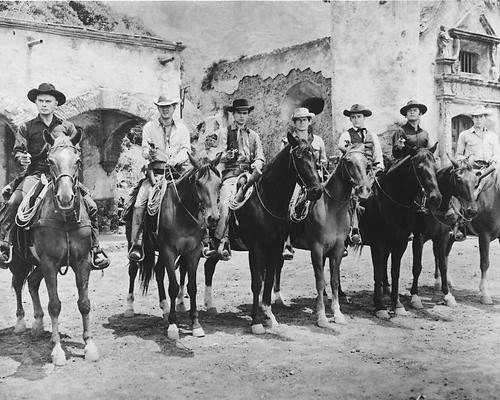 This is an image of 176281 The Magnificent Seven Photograph & Poster