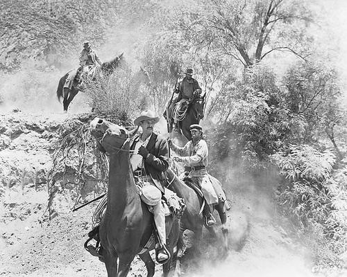 This is an image of 176618 The Wild Bunch Photograph & Poster