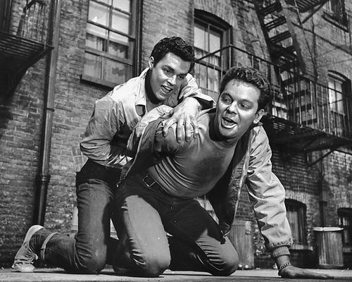 This is an image of 177037 West Side Story Photograph & Poster