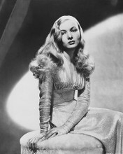 This is an image of 178640 Veronica Lake Photograph & Poster