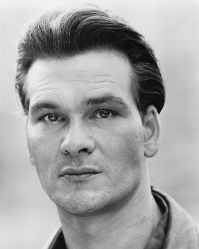 This is an image of 178780 Patrick Swayze Photograph & Poster