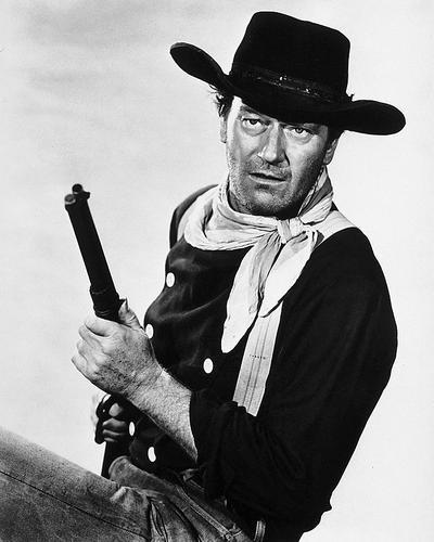 This is an image of 178803 John Wayne Photograph & Poster