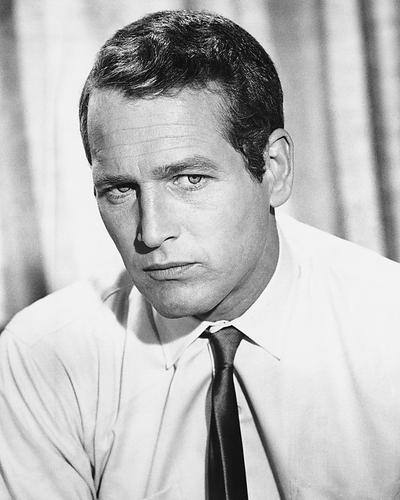 This is an image of 178978 Paul Newman Photograph & Poster
