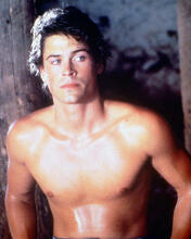 This is an image of 265032 Rob Lowe Photograph & Poster