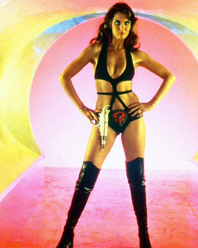 This is an image of 265071 Caroline Munro Photograph & Poster