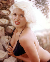 This is an image of 265587 Jayne Mansfield Photograph & Poster