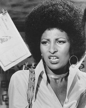 This is an image of 179155 Pam Grier Photograph & Poster