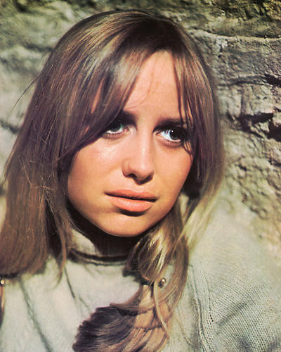 This is an image of 265512 Susan George Photograph & Poster