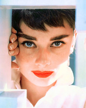 This is an image of 265530 Audrey Hepburn Photograph & Poster