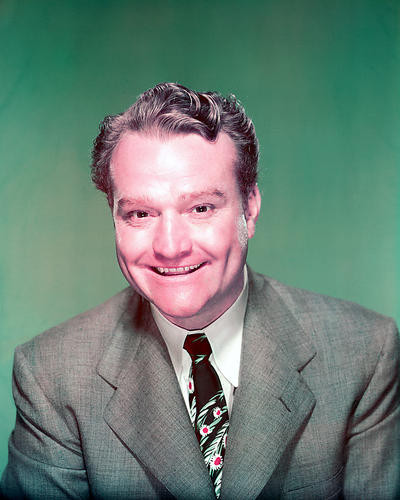 This is an image of 265703 Red Skelton Photograph & Poster