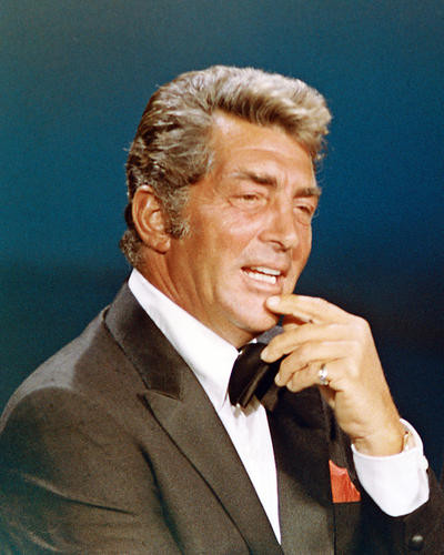 This is an image of 266086 Dean Martin Photograph & Poster