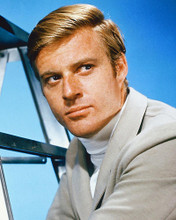This is an image of 266143 Robert Redford Photograph & Poster