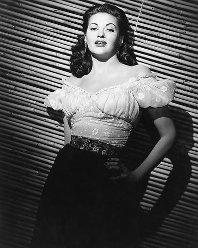 This is an image of 179266 Yvonne De Carlo Photograph & Poster